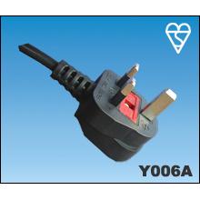 UK-BSI Power-Kabel-Stecker