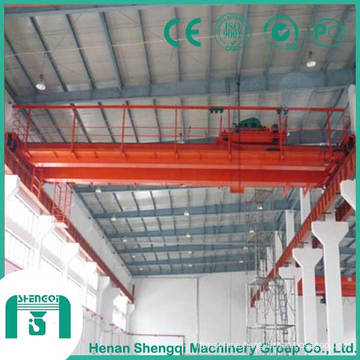 High Quality Remote Control Double Girder Overhead Crane