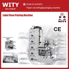Machine d'impression flexographique à 2 couleurs