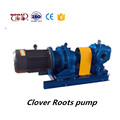 Three leaf heat preservation roots pump