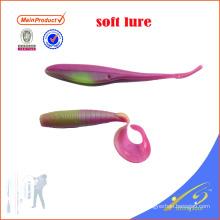 SLL084 diseño personalizado cebo artificial cebos blandos señuelos de pesca de agua salada