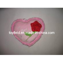 Valentine Cushion Heart Stuffed Pillow Plush Cushion