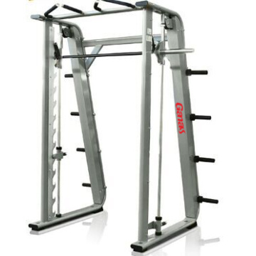 Équipement de gymnastique commercial Smith Machine