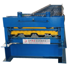 Deck Floor Forming Machine With PLC