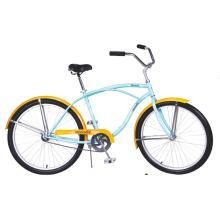 Classic 26′′ Men′s Beach Cruiser Bicycle