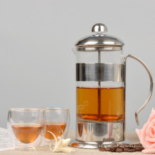China Pyrex Glass French Press Coffee Tea Maker