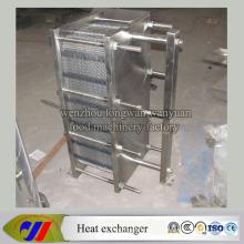 Пластинчатый теплообменник / пластинчатый охладитель