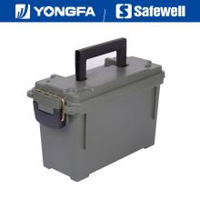 . 30 Cal Plastic Bullet Box Ammo Can for Gun Safe