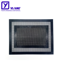 Extremely easy to use Suitable for pan The perfect grill mate BBQ Grill Mesh Mat