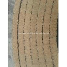 Rolo de forro de freio tecido de amianto