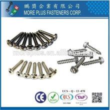 Taiwán Compras en línea m3 5 10 tornillos de acero inoxidable