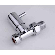 Cromo de la válvula del radiador de la pared del ángulo de calidad superior con el mejor precio