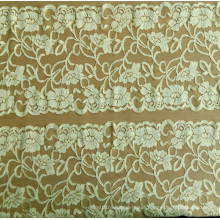Light Yellow Polyester Lace