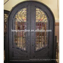 Günstige Schmiedeeisen Tür Designs, verwendet Schmiedeeisen Tür Tore Quality Choice Am beliebtesten