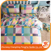 Klassische Bettwäsche Designs von Platz und Streifen