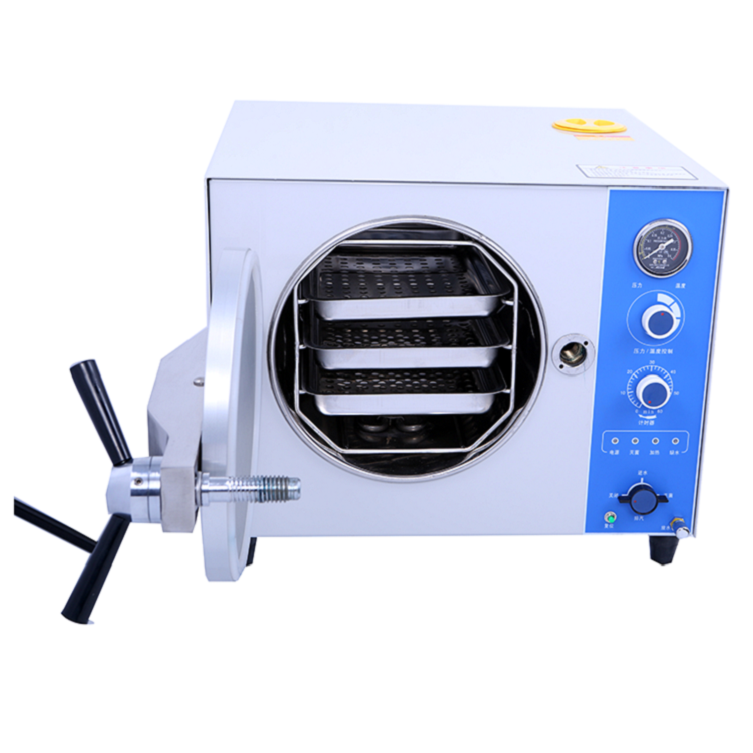 small size autoclave