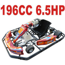 196CC 6.5HP RACING GO KART (MC-473A)