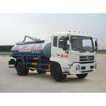 DONGFENG Tianjin 10CBM Waste Water Suction Truck