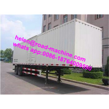 35 Ton Dry Van Type Semi Trailer