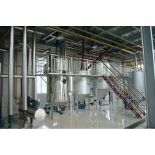 First Grade Full Continuous Corn Germ Oil Refining Plant