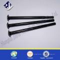 Fournisseur en ligne d'alibaba boulons en charbon en acier zingué noir