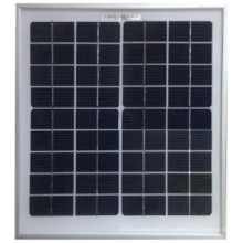 10W Poly Solar Panels Use for Mini Solar Power System