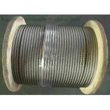 Fábrica de cuerda de alambre de acero inoxidable con años de experiencia