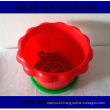 Plastic Injection Mould for Wholesale Home Use Flowerpot