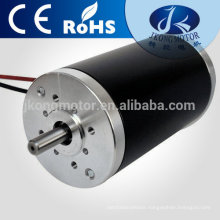 High performance electrical Brush DC motor with CE and ROTHS CERTIFICATION