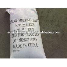 Snow Melting Salt Road Salt Deicing Salt Sodium Chloride