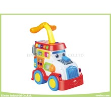 Electronic Musical Toys Happy Car Head Baby Walker