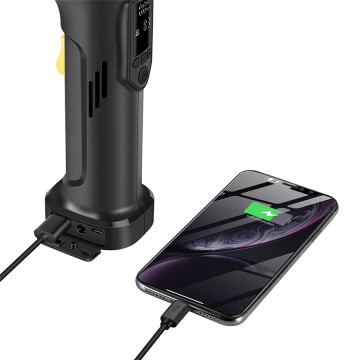 USB Charging Car Pump Inflate for Bicycle