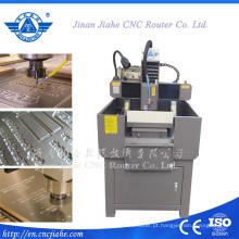 Máquina de gravura do CNC Router Metal 4040m alto custo de máquina cnc de desempenho