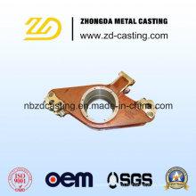 La fonte d'acier d'OEM pour des pièces de chemin de fer moins cher