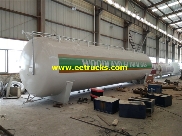 120m3 Bulk Domestic LPG Tanks