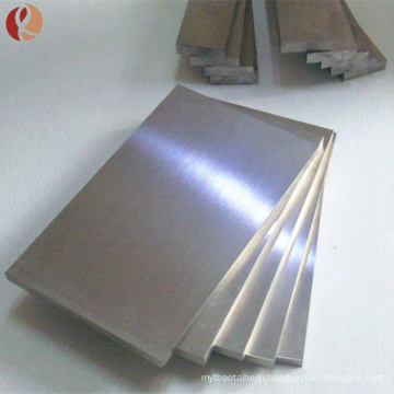 Factory supply ASTM B708 polished tantalum plate for sale price