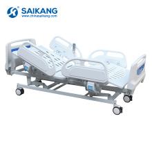 SK001-8 5 функции больницы электрическая Регулируемая по высоте кровать терапией
