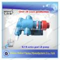 Preço de fábrica - bomba de engrenagem da série KCB grande fluxo / bomba de óleo / bomba de lubrificação