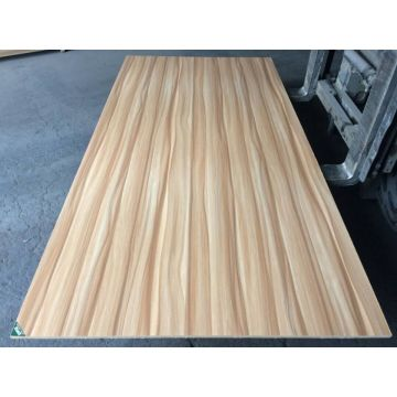 12mm-18mm melamine faced MDF for cabinet making