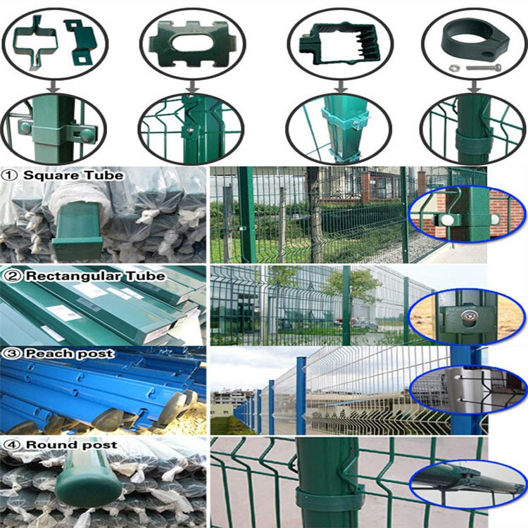 3d curved fence (3)