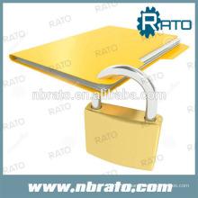 Bloqueio de arquivos de pasta de segurança
