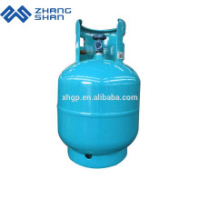 Yuhang Zhangshan Manufacturer 9kg LPG Gas Cylinder with Low Prices