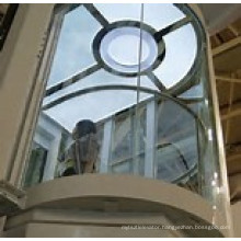 Srh 13 Persons Observation Glass Elevator, Panoramic Elevator