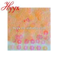 Transparente Blume Konfetti, Flower Powder