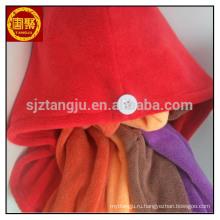 Китая оптом девочек ванна шапочка, тюрбан полотенца обернуть микрофибры волос полотенце сушки