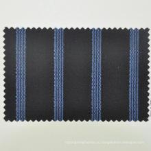 синий с точкой Китая шерстяной костюм ткань для джентльмена