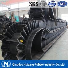 Good Quality Large Angle Corrugated Sidewall Conveyor Belt Price