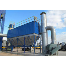 350px Baghouse Dust Collector for Asphalt Plants