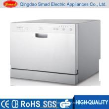 Máquina de lavar louça de bancada comercial automática