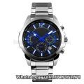 Nouvelle montre à quartz de style, montre en acier inoxydable de mode Hl-Bg-191